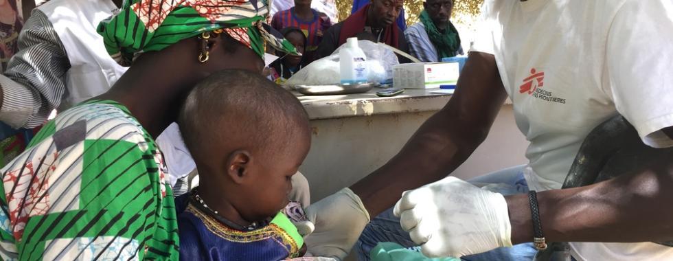 Mali: mais de 53.000 consultas realizadas na região isolada de Mopti