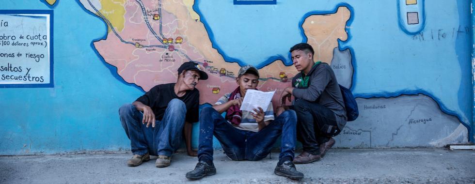 MSF está extremamente preocupada com relatos de condições horríveis enfrentadas por migrantes e solicitantes de asilo detidos nos EUA