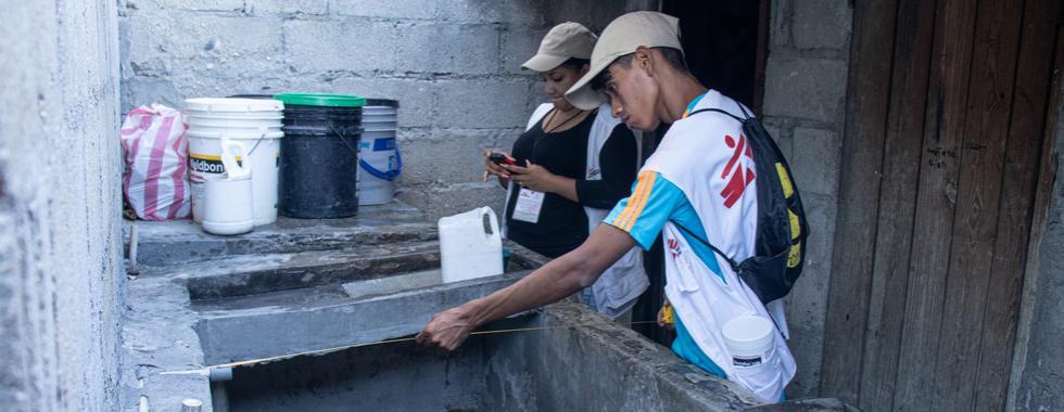 Honduras: mais de 5.000 pessoas atendidas por MSF durante surto de dengue