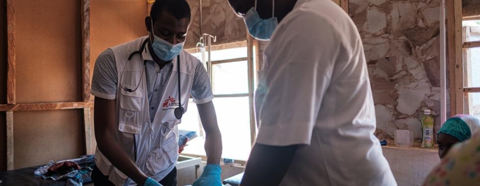 Nigéria: MSF apoia deslocados internos no estado de Zamfara