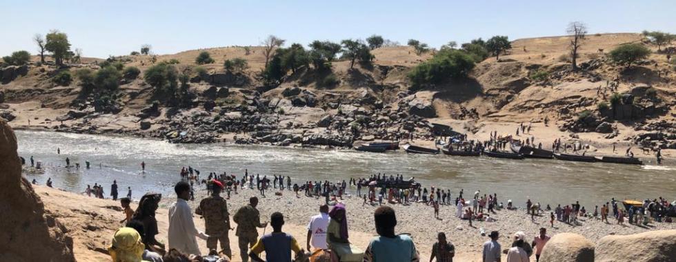 Sudão: MSF oferece apoio e atendimento médico a pessoas que fogem da violência na Etiópia