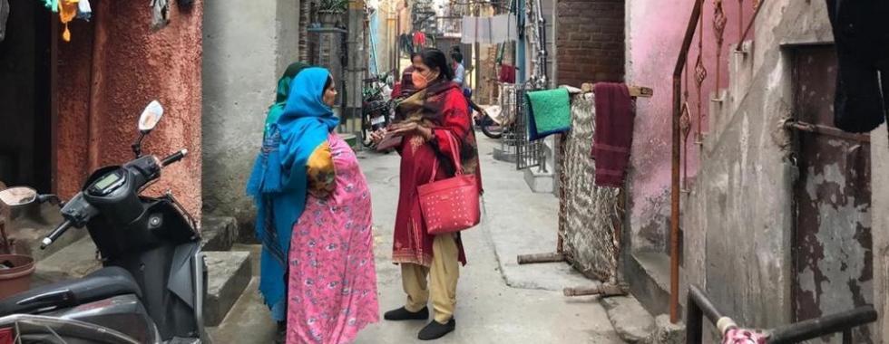 Índia: após lockdown arriscado, MSF volta a apoiar sobreviventes de violência sexual