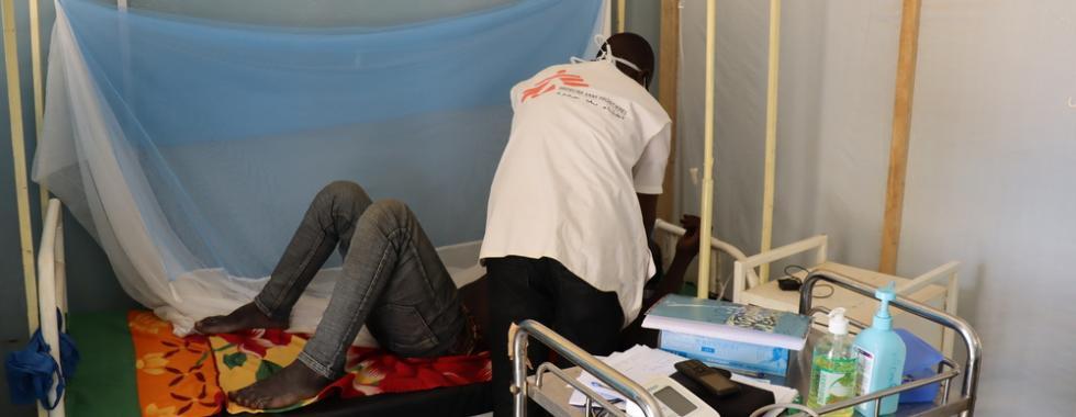 """Conflito em Burkina Faso: """"muitas pessoas têm medo de dormir à noite"""""""