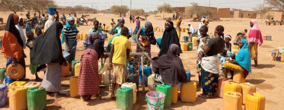 Epidemia de hepatite E se espalha por Burkina Faso