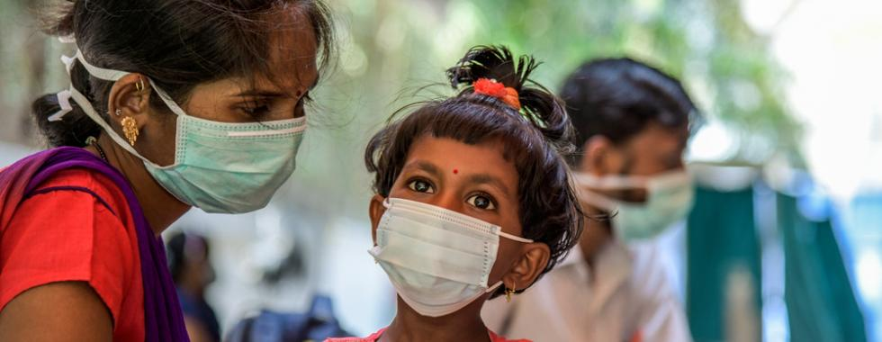 Família em primeiro lugar: soluções sustentáveis para crianças e adolescentes expostas à TB-DR