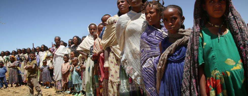 Etiópia: população rural de Tigré é fortemente atingida pelo conflito e pela negligência humanitária