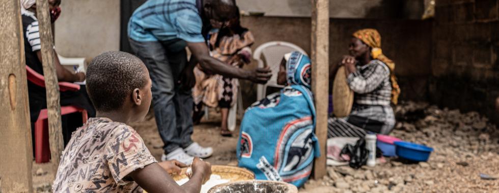 """O foco no combate a """"terroristas"""" ignora as reais necessidades humanitárias em Cabo Delgado"""