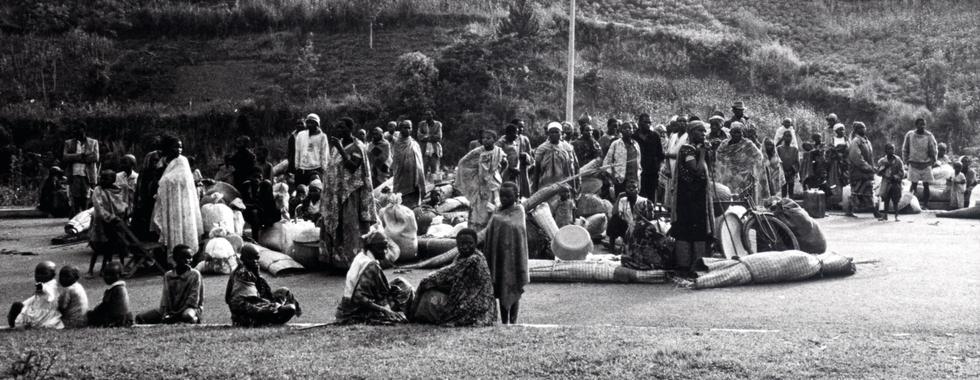 De Ruanda ao Zaire: um ciclo de extrema violência