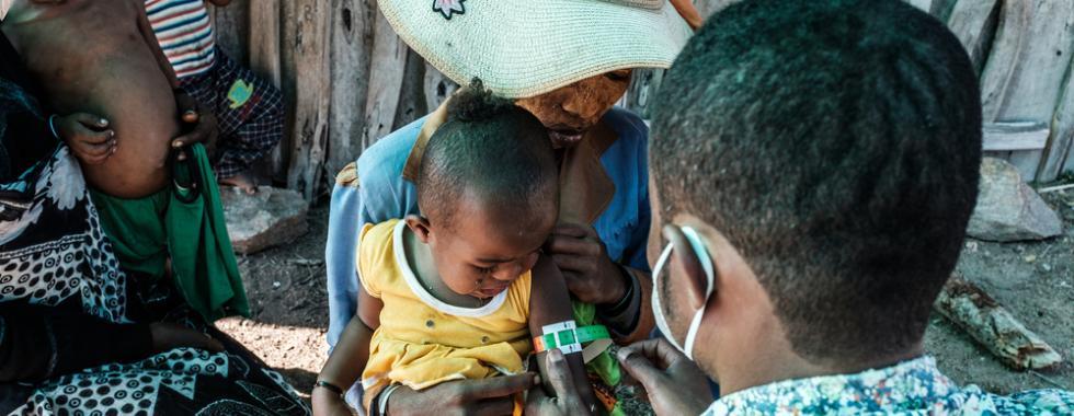 Madagascar: MSF intensifica resposta à crise nutricional na região Sul