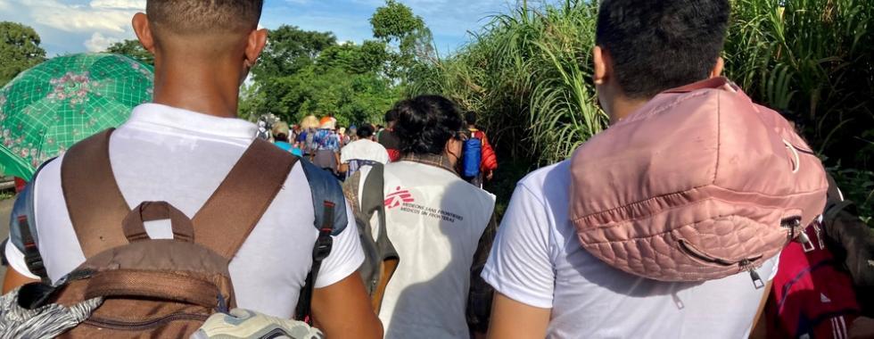 Deportações em massa e políticas de asilo fracassadas deixam dezenas de milhares de migrantes presos e em perigo ao longo das cidades fronteiriças do México