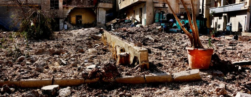 Síria: condições de vida desastrosas no leste de Aleppo