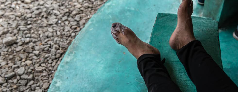 A Jornada dos Migrantes Invisíveis da América Central