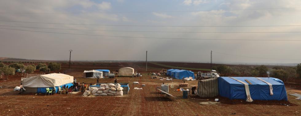 Noroeste da Síria: a situação passa rapidamente de muito mal a pior