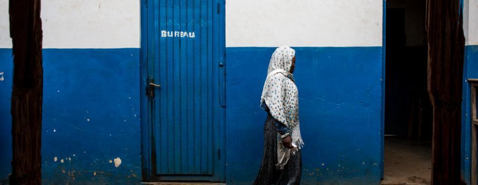 Como estamos melhorando os cuidados de saúde da mulher na RDC