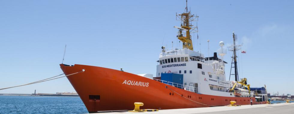 Navio Aquarius