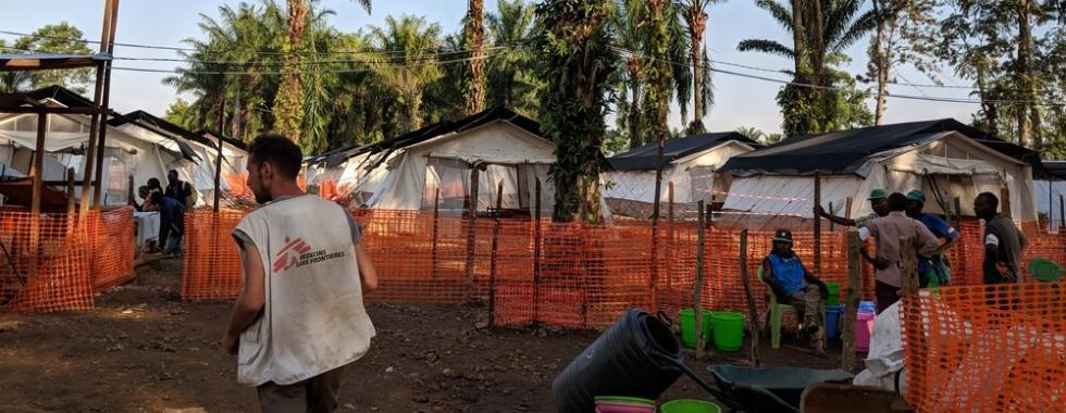 Ebola na RDC: MSF abre centro de tratamento em Mangina