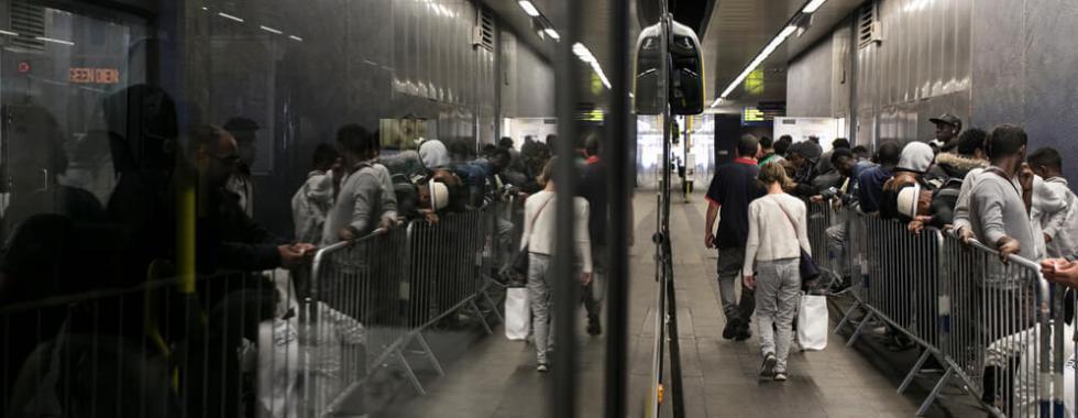 Políticas de recepção na Bélgica causam medo em migrantes