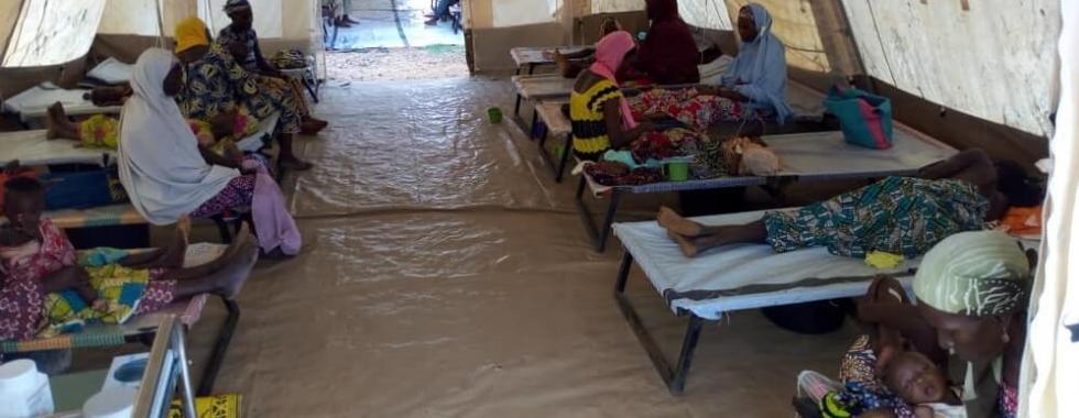 Surto de cólera atinge o sul do Níger