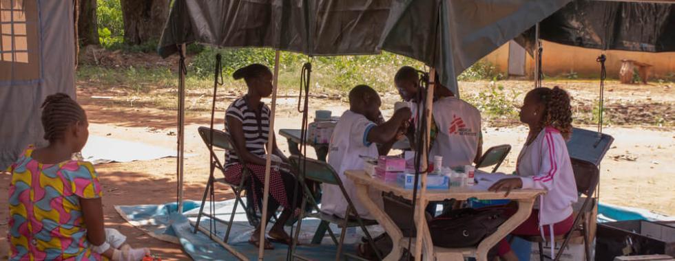 Sudão do Sul: ajudando ex-crianças-soldado de Yambio a aceitar o passado
