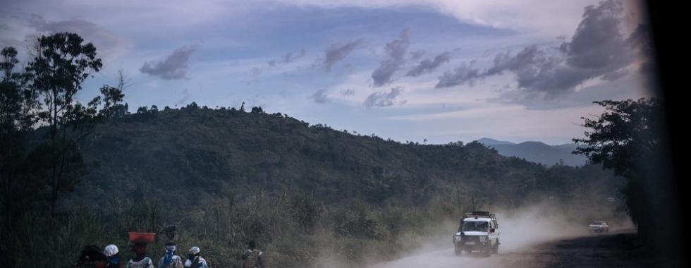 RDC: MSF inicia resposta no Kivu do Norte em apoio à comunidade afetada pelo Ebola