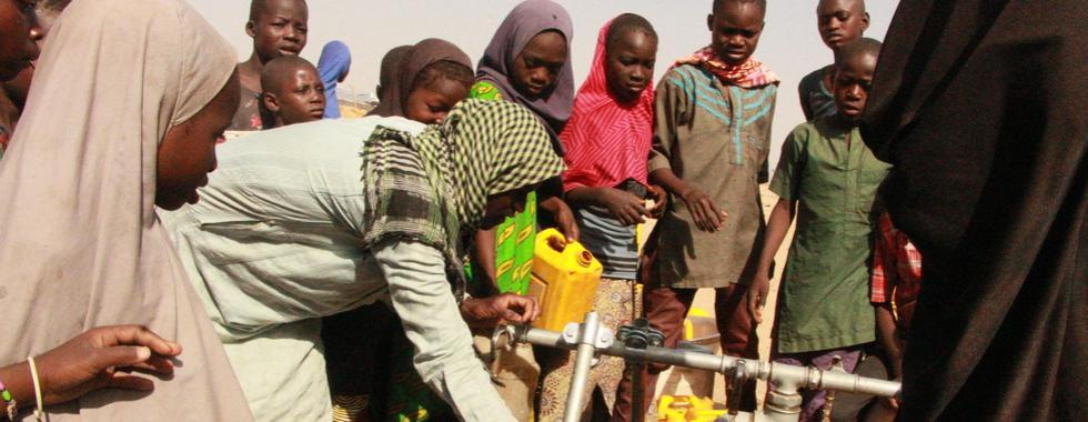 Nigéria: mais de 30.000 pessoas enfrentam necessidades agudas em Monguno, no estado de Borno