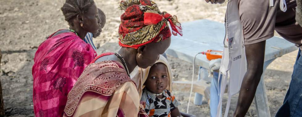 Sudão do Sul: novo hospital em Ulang atende pessoas afetadas pela violência e negligência