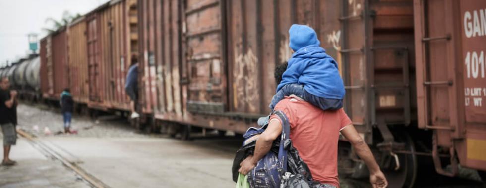 """""""O México não é uma opção para a minha família"""""""
