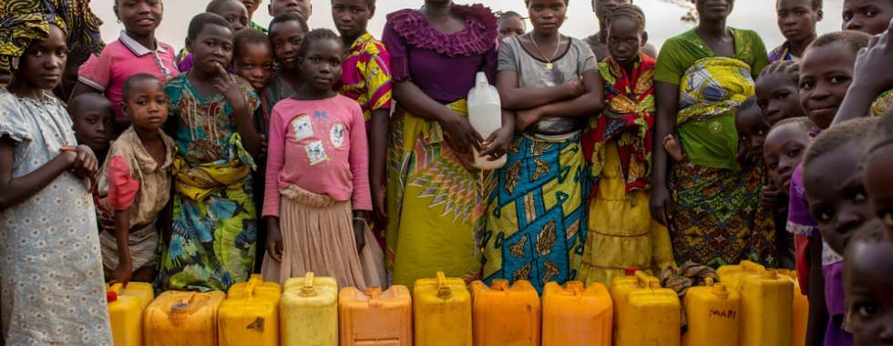 Resposta humanitária é urgentemente necessária no nordeste da República Democrática do Congo