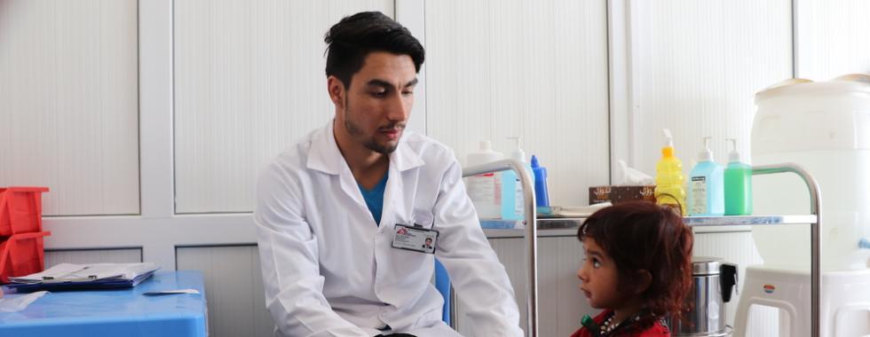 Afeganistão: as condições de vida das pessoas deslocadas em Herat estão se deteriorando
