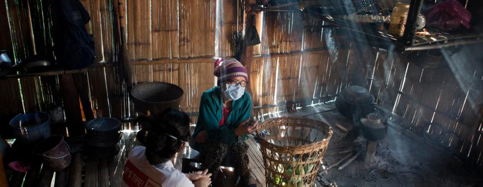 HIV e co-infecções, como tuberculose e hepatite C, são comuns no nordeste da Índia