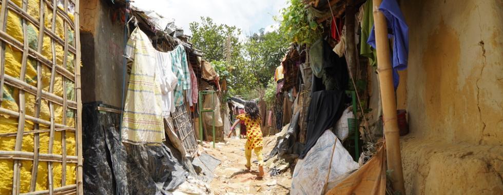 """Rohingyas em Bangladesh: """"A população ficou completamente suspensa no tempo"""""""
