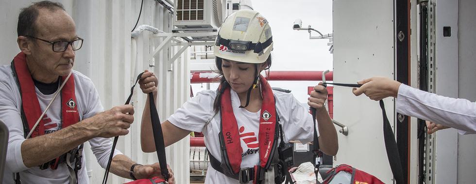 Cinco profissionais que atuam em MSF (e não são médicos!)