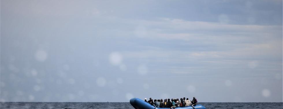 """""""Todos os sobreviventes se recordam da grande onda que os jogou na água"""""""
