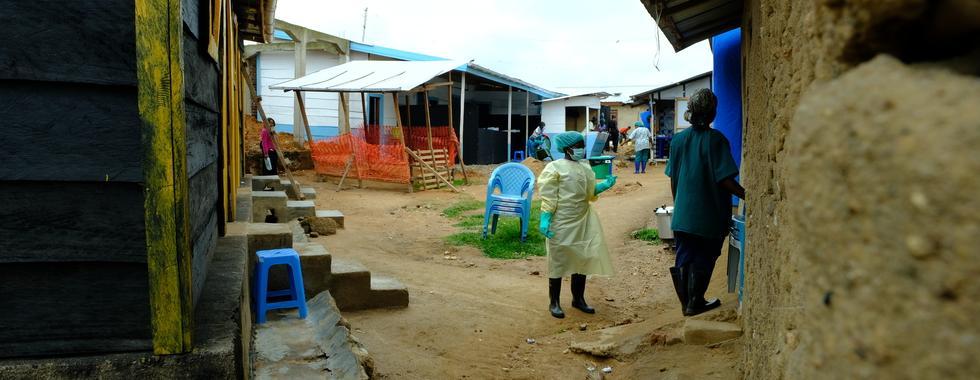 Ebola: reflexões depois de um ataque