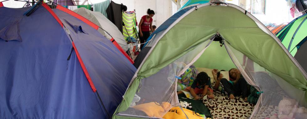 MSF exige que o governo dos EUA e do México parem de negligenciar a vida de migrantes