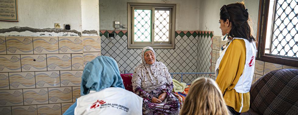 """Palestina: """"Eu não era assim antes"""""""