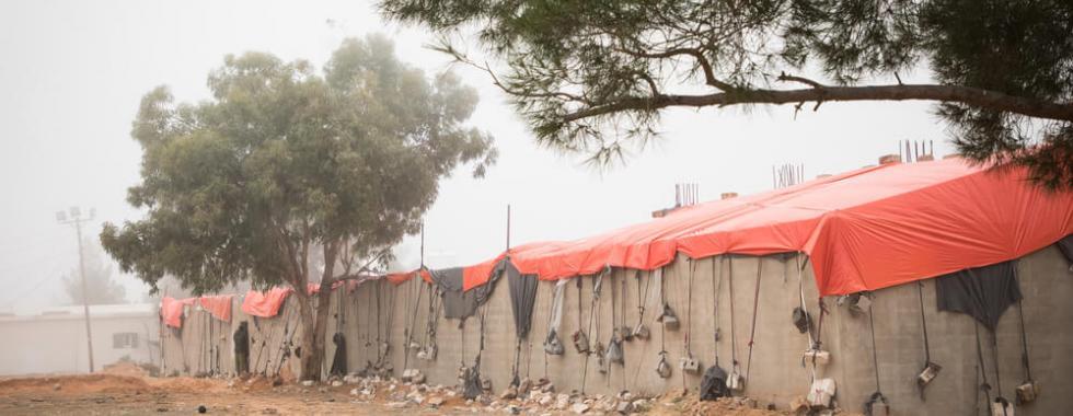 Solicitante de asilo morre em incêndio em centro de detenção na Líbia