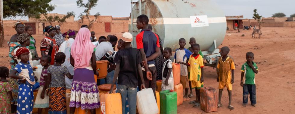 Burkina Faso: emergência humanitária é sem precedentes no país