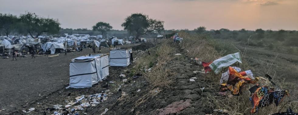 Confrontos intensos no leste do Sudão do Sul forçam mais uma vez milhares de pessoas a fugir