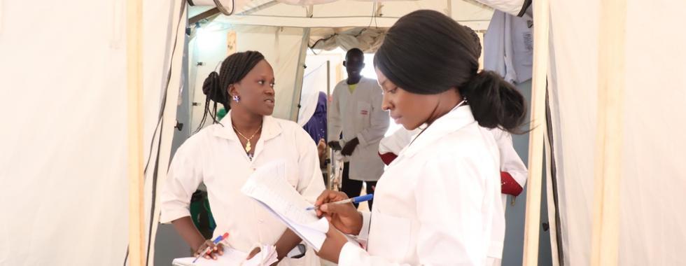 Burkina Faso: como a epidemia de COVID-19 piorou a crise humanitária