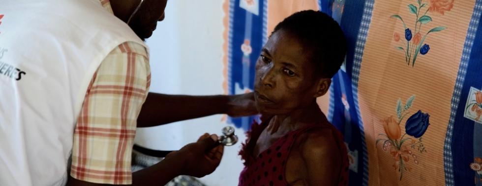 Câncer é um tormento para as mulheres na África