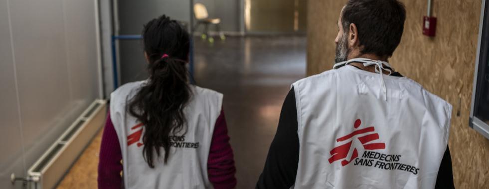 COVID-19: MSF estrutura duas unidades de internação temporárias em Madri