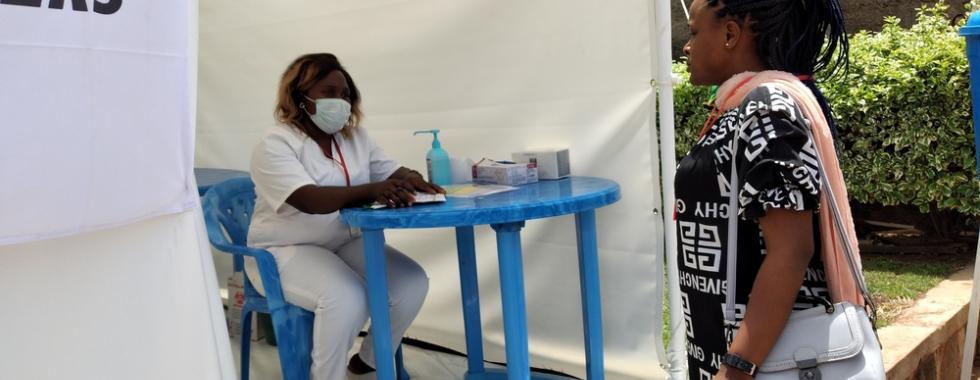 MSF apoia resposta à COVID-19 em Camarões