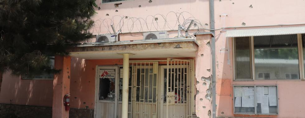 Afeganistão: MSF encerra atividades em Dasht-e-Barchi após ataque contra maternidade
