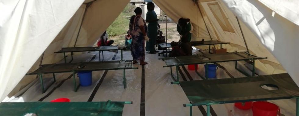 Quênia: respondendo à cólera enquanto a COVID-19 ameaça o sistema de saúde