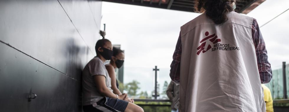 Como MSF cruzou duas vezes o caminho de uma enfermeira da Nicarágua