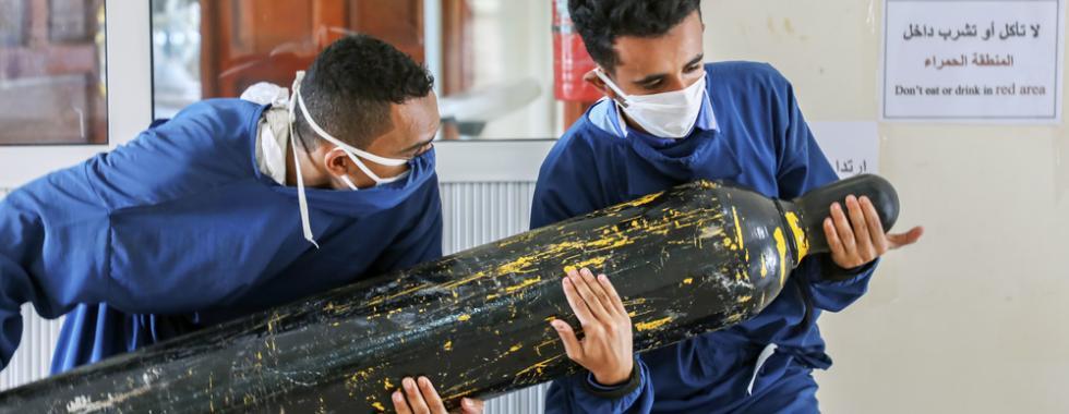Pandemia de COVID-19: um ano da resposta de MSF