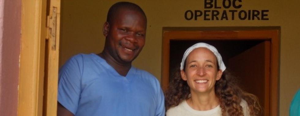 Médica relata cura de caso raro de sarna em criança na RDC