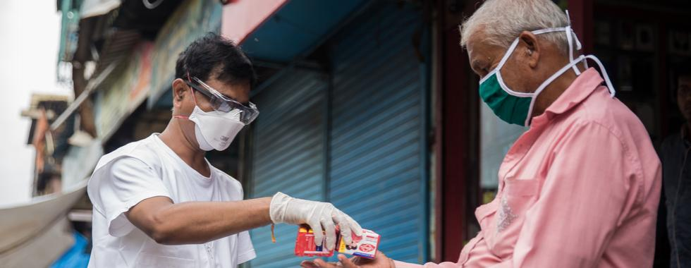 MSF retoma atividades na Índia em resposta à segunda onda de COVID-19