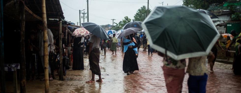 Bangladesh: comunidades Rohingya levadas ao limite